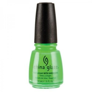 China Glaze Lacquer - KIWI COOL-ADA 0.5 oz. - #876 (CG876)