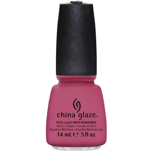 China Glaze Lacquer - LIFE IS ROSY 0.5 oz. - #1150 (CG1150)