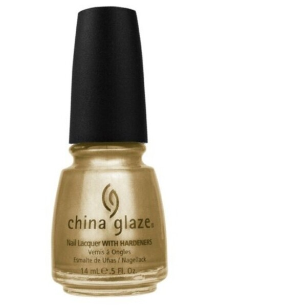 China Glaze Lacquer - PASSION 0.5 oz. - #685 (CG685)