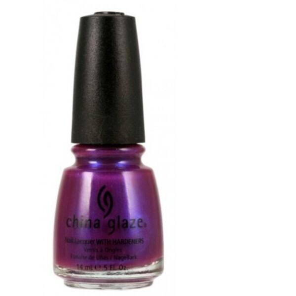 China Glaze Lacquer - REGGAE TO RICHES 0.5 oz. - #175 (CG175)