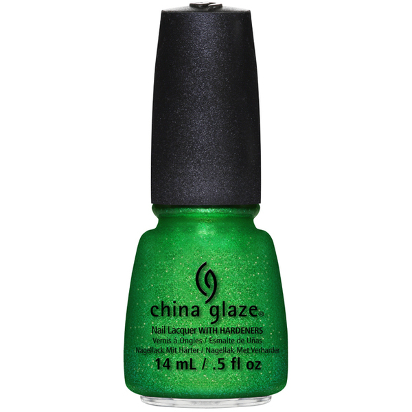 China Glaze Lacquer - RUNNING IN CIRCLES 0.5 oz. - #1198 (CG1198)