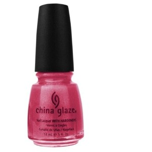 China Glaze Lacquer - STRAWBERRY FIELDS 0.5 oz. - #716 (CG716)