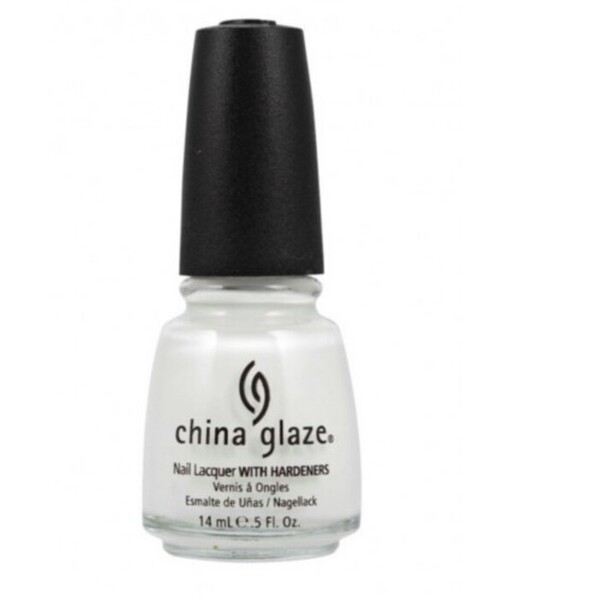 China Glaze Lacquer - WHITE OUT 0.5 oz. - #545 (CG545)