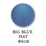 Entity One Color Couture Gel Polish - Big Blue Hat 0.5 oz. (6158)