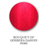 Entity One Color Couture Gel Polish - Bouquet of Gerbera Daisies 0.5 oz. (6868)