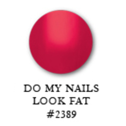 Entity One Color Couture Gel Polish - Do My Nails Look Fat 0.5 oz. (2389)