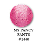 Entity One Color Couture Gel Polish - Ms Fancy Pants 0.5 oz. (2440)