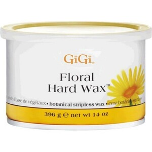 Floral Hard Wax 14 oz. (888)