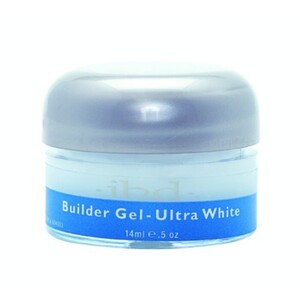 IBD Builder Gel WHITE 0.5 oz. (604002)