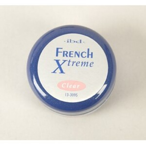 IBD French Xtreme Gel CLEAR 0.5 oz. (60695)