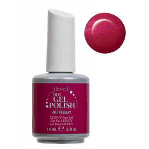 IBD Just Gel Polish - All Heart 0.5 oz. - #56516 (56516)