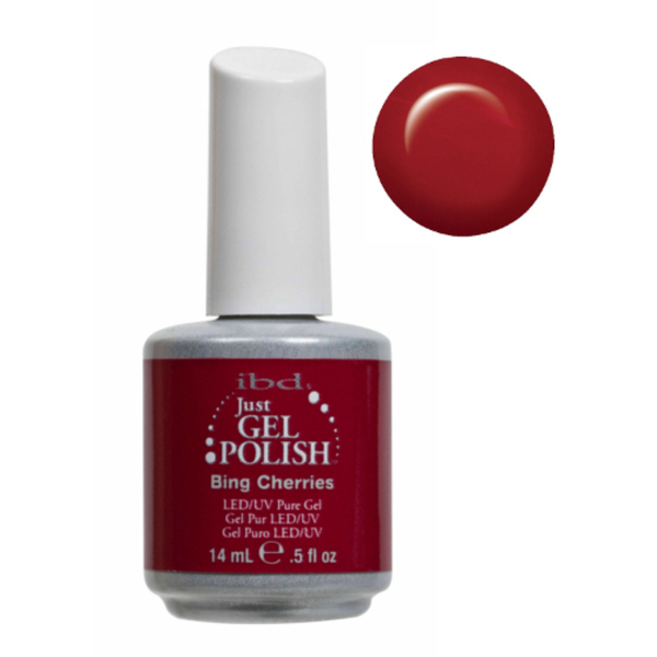 IBD Just Gel Polish - Bing Cherries 0.5 oz. - #56520 (56520)