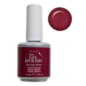 IBD Just Gel Polish - Brandy Wine 0.5 oz. - #56518 (56518)