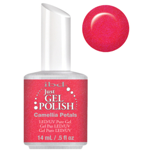 IBD Just Gel Polish - Camellia Petals 0.5 oz. - #56589 (56589)