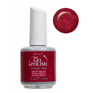 IBD Just Gel Polish - Cosmic Red 0.5 oz. - #56519 (56519)