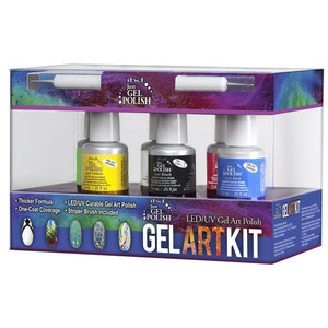 IBD Just Gel Polish - Gel Art Kit (0039013566548)