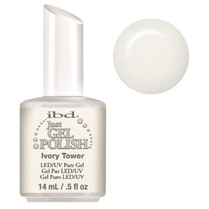 IBD Just Gel Polish - Ivory Tower 0.5 oz. - #56662 (56662)