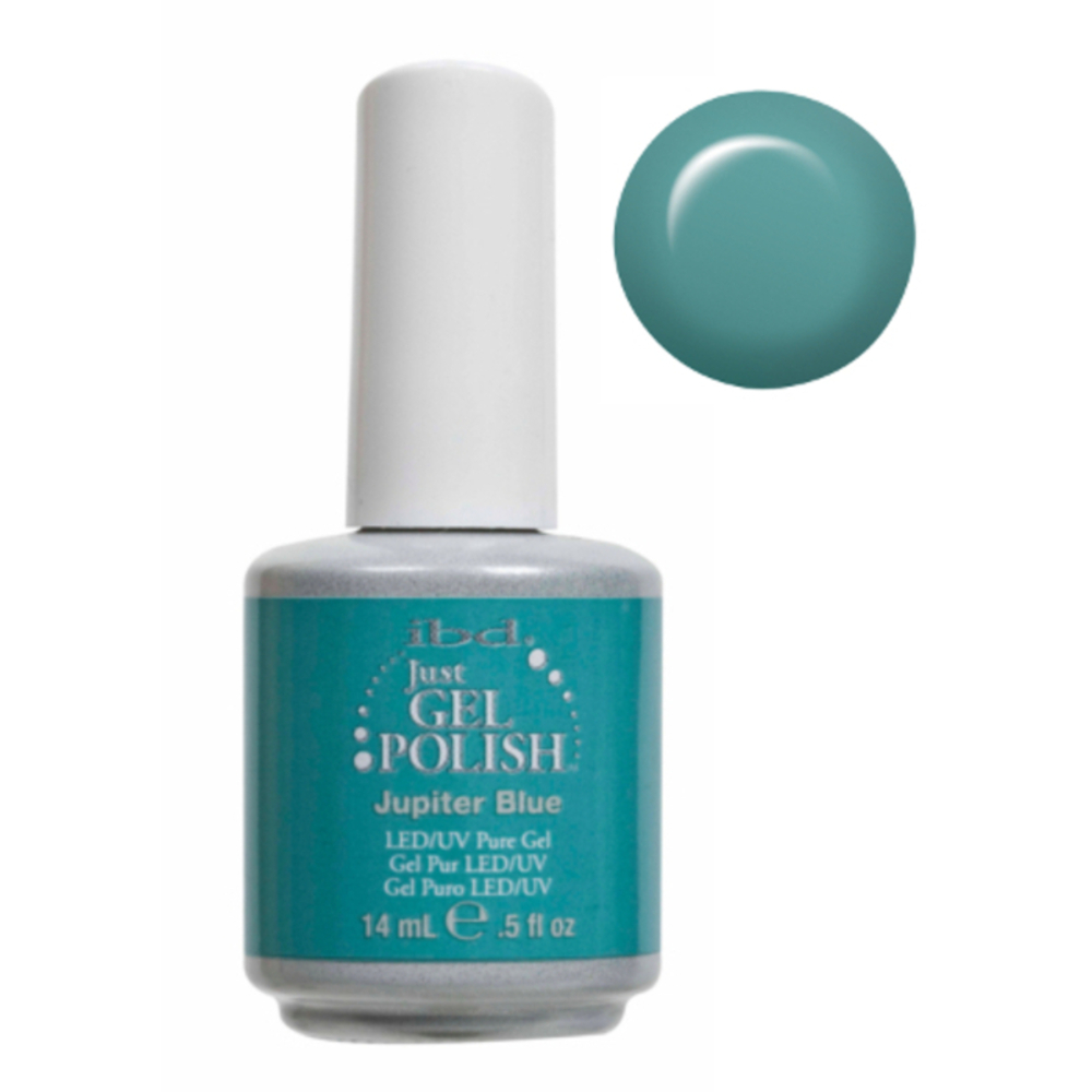 IBD Just Gel Polish - Jupiter Blue 0.5 oz. - #56522 (56522)