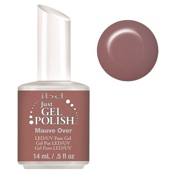 IBD Just Gel Polish - Mauve Over 0.5 oz. - #56669 (56669)