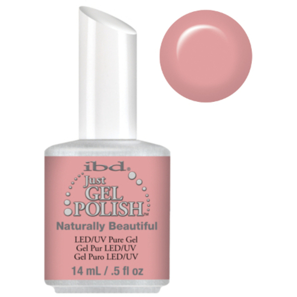 IBD Just Gel Polish - Naturally Beautiful 0.5 oz. - #56578 (56578)