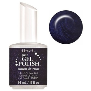 IBD Just Gel Polish - Touch of Noir 0.5 oz. - #56684 (56684)