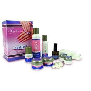 IBD Soak Off Gel Kit (72114)