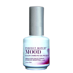 Mood Color Changing Soak Off Gel Polish - Crimson Nightfall (MPMG18)