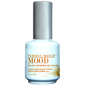 Mood Color Changing Soak Off Gel Polish - Dazzling Dawn (MPMG15)
