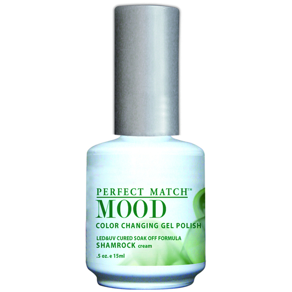 Mood Color Changing Soak Off Gel Polish - Shamrock (MPMG22)