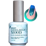 Mood Color Changing Soak Off Gel Polish - Tidal Wave (MPMG09)