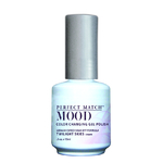 Mood Color Changing Soak Off Gel Polish - Twilight Skies (MPMG24)
