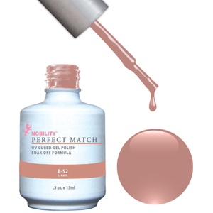 PERFECT MATCH - Soak Off Gel Polish + Lacquer - B-52 (PMS17)