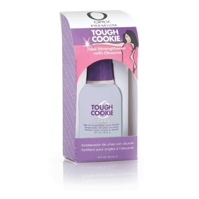 Orly Tough Cookie - Strengthening Okoume Treatment for Dry and ...
