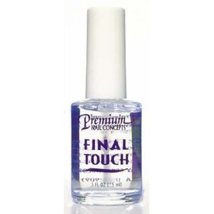 Final Touch Acrylic Top Coat 0.5 oz. (FT005)