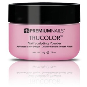 Premium Acrylic Powder - TruColor - EXTREME PINK 0.75 oz. (XP015)