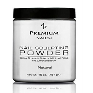 Premium Acrylic Powder - TruColor - NATURAL 16 oz. (NP400)