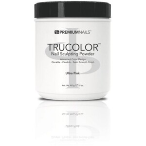 Premium Acrylic Powder - TruColor - ULTRA PINK 32 oz. (UP800)