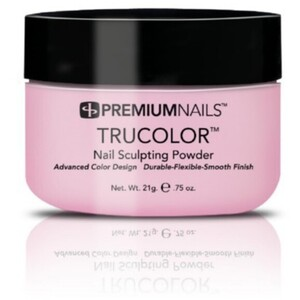 Premium Acrylic Powder - TruColor - ULTRA PINK 0.75 oz. (UP015)