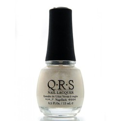 QRS Nail Lacquer - PEARL GLITTER 0.5 oz. - #102 (QRS102)