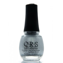QRS Nail Lacquer - THE SILVER WEDDING 0.5 oz. - #105 (QRS105)