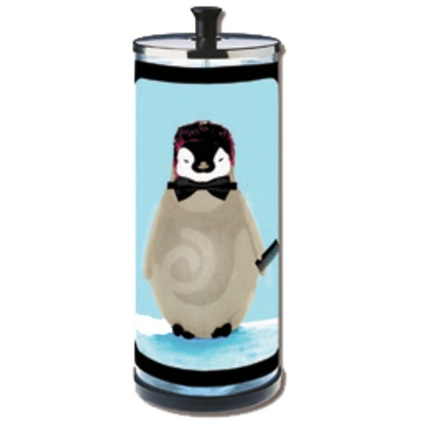 Sanitizing Disinfectant Jar No 4 Penguin Guy (551052602584)