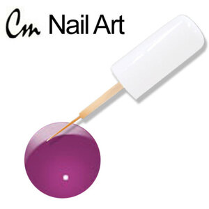 CM Nail Art - Dark Purple 0.33 oz. (NA12)