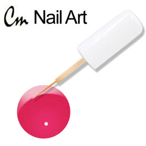 CM Nail Art - Hot Pink 0.33 oz. (NA16)