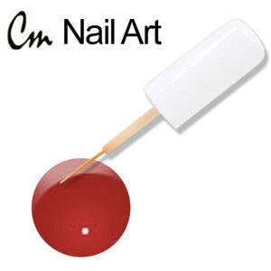 CM Nail Art - Just Red 0.33 oz. (NA29)