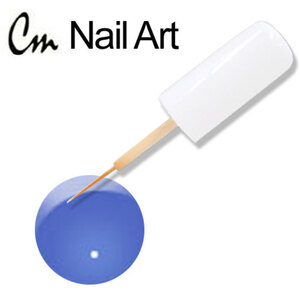 CM Nail Art - Water Blue 0.33 oz. (NA34)