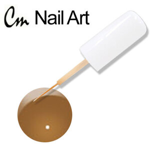 CM Nail Art - Chocolate Brown 0.33 oz. (NA37)