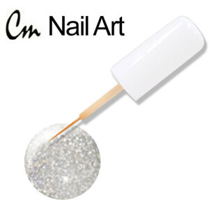 CM Nail Art - Silver Reflection 0.33 oz. (NA42)