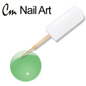 CM Nail Art - Electric Colors - Nature Green 0.33 oz. (NAS07)