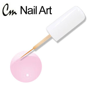 CM Nail Art - Electric Colors - Heavenly Pink 0.33 oz. (NAS08)