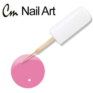 CM Nail Art - Electric Colors - Hottie Pink 0.33 oz. (NAS11)